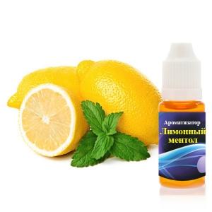Ароматизатор Лимонный ментол