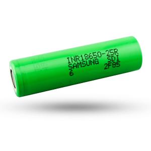 Аккумулятор 18650 Samsung 25R 2500 mA