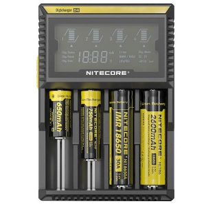 Зарядное устройство Sysmax Nitcore D4 18650*4
