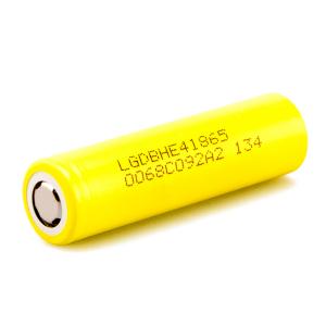 Аккумулятор 18650 LG HE4 2500 mA